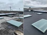 Luton Roof Project Before & After