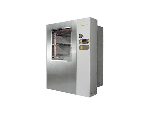 450L Power Door Steam Heated Priorclave