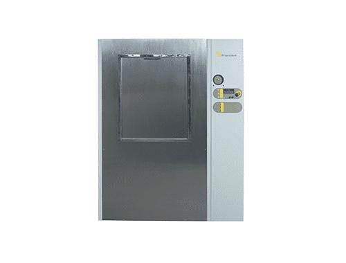 700L Power Door Steam Heated Priorclave