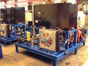 Steel Mill Power Unit & Axis Control Systems