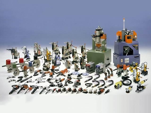Hand & Machine Tools
