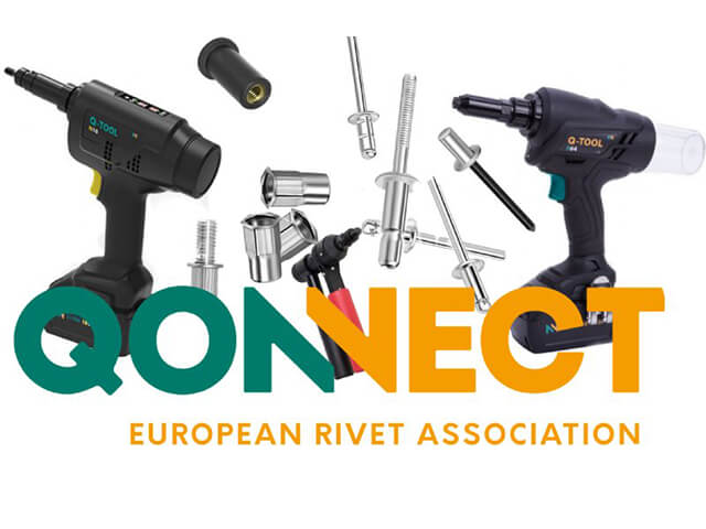 Qonnect Rivets, Rivet Nuts and Tools