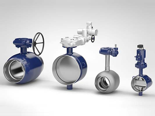 Vexe Valves for District Heating