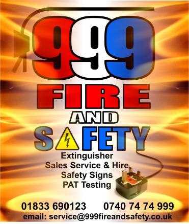 999 Fire and Safety (Fire Extinguishers and PAT Testing)