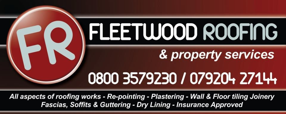 Fleetwood roofing & repointing services pointing