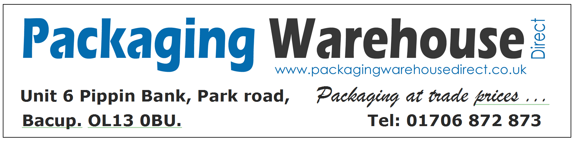 Packaging Warehouse Direct