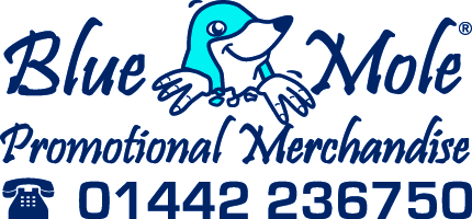 Blue Mole Promotional Merchandise