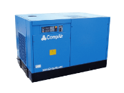 Compair D75 to D275 Water Cooled Compressors