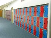 School locker solutions