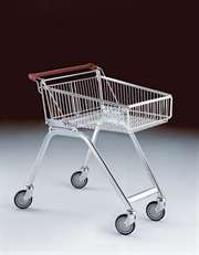 80L Daily Shopper Trolley
