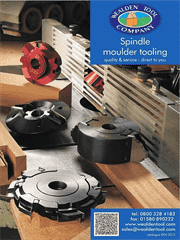 Wealden spindle moulder tooling