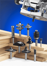 Wealden router cutters