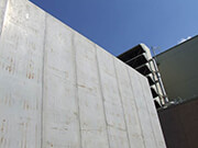 Blast Wall - Civil Engineering