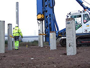Piling Works - Civil Engineering