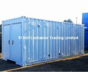 20ft container conversion
