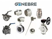 Genebre Range of Valves & Actuators