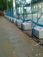 Temporary Fencing Ballast