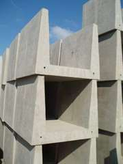 Concrete Trough