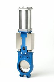 Orbinox EX Uni-Directional Knife Gate Valve