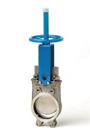 Stainless Steel EX Handwheel Knife Gate Valve
