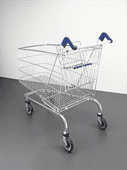 Reconditioned Trolleys » 232 Litre
