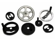 Plastic and Metal Handwheels