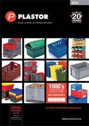 Plastor 2012 container catalogue