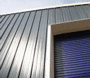 Insulated Steel Cladding