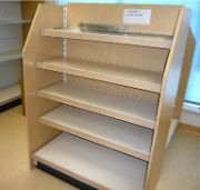 Tegometall Shop Shelving Systems