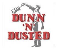 Company logo for Dunn-n- Dusted Cleaning Services