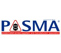 Company logo for PASMA - Prefabricated Access Suppliers and Manufacturers Association