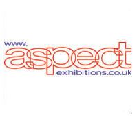 Company logo for Aspect Exhibitions