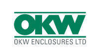 Company logo for OKW Enclosures Ltd