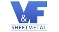 Company logo for V & F Sheet metal Co. Ltd