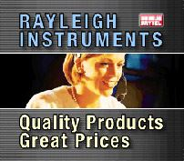 Company logo for Rayleigh Instruments Current Transformers Ltd